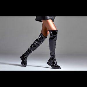 SW Kristina Vinyl Boots